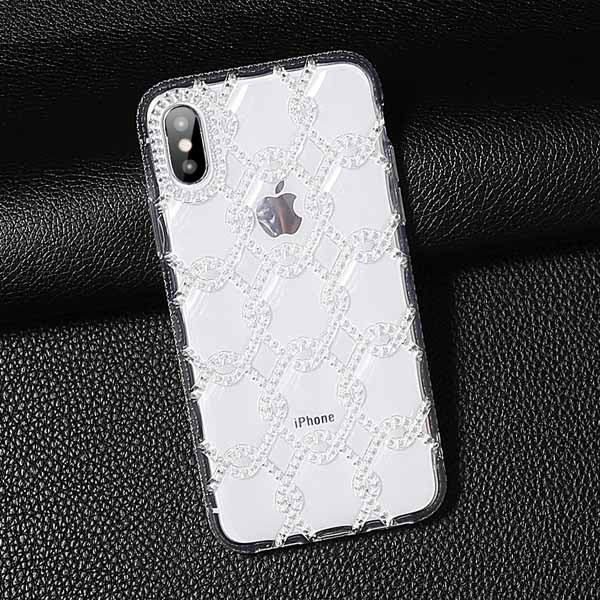 LOVECOM étuis pour iphone XS Max XR XS X 6 6S 7 8 Plus Transparent souple TPU corps complet Coque