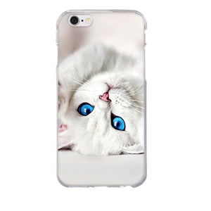 IPhone 5 s se 6 s 7 8 siloxane shell iPhone 6 s cover CAPA 3D TPU shell lovely iPhone 7 8 cover