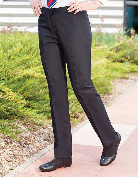 Aspire Girls Slimfit Suit Trousers