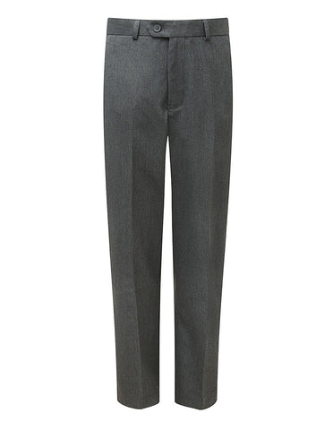 Aspire Boys Flat Front Suit Trousers