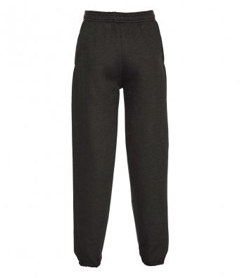Plain Black Jogging Bottoms