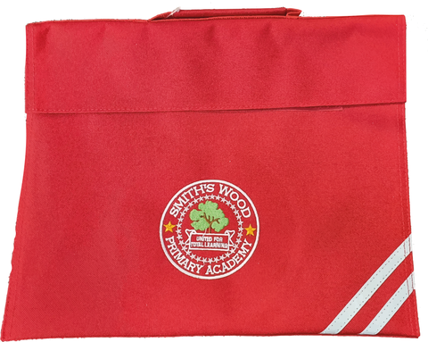 Smith's Wood Primary Academy Book Bag