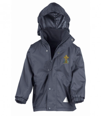 Bishop Wilson C of E Primary School Padded Winter Jacket