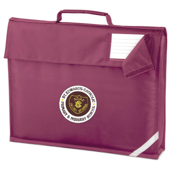 St Edward's Catholic Primary & Nursery School Large Book Bag