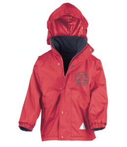 St Anne's Catholic Primary School Padded Winter Jacket