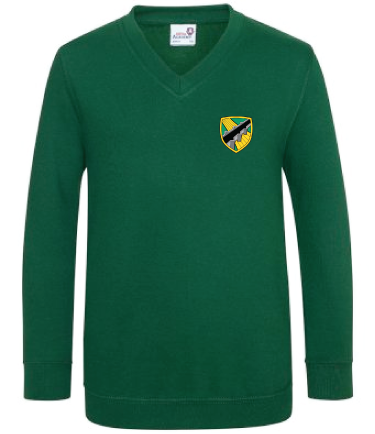 Water Orton Primary School Sweat Shirt V Neck