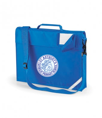 St Anthony's Catholic Primary School Large Book Bag With Sholder Strap