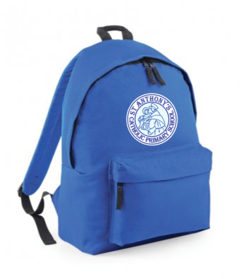 St Anthony's Catholic Primary School Rucksack