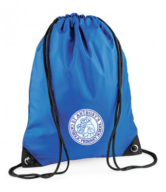 St Anthony's Catholic Primary School PE Bag