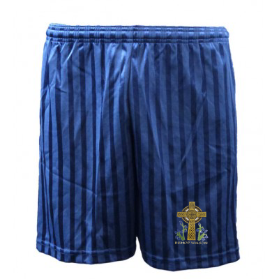Bishop Wilson C of E Primary School PE Shorts