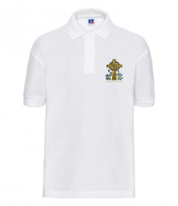 Bishop Wilson C of E Primary School Polo Shirt