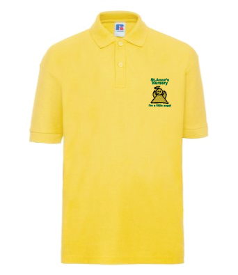 St Anne's Catholic Nursery Polo Shirt