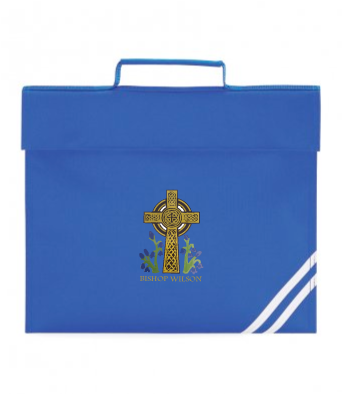 Bishop Wilson C of E Primary School Small Book Bag