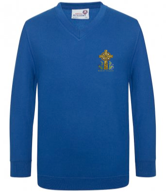 Bishop Wilson C of E Primary School Sweat Shirt