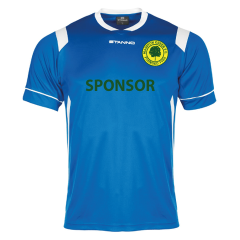 MGFC Stanno Away Match Shirt