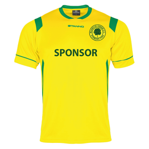 MGFC Stanno Home Match Shirt