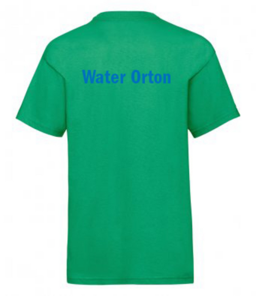 Water Orton Primary School PE T-Shirt