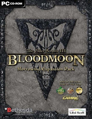 The Elder Scrolls III: Morrowind: Bloodmoon Expansion Pack by UBI Soft