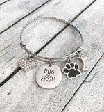 Load image into Gallery viewer, Dog Mom Necklace