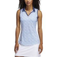 Load image into Gallery viewer, Adidas - Ultimate 365 Printed Sleeveless Polo