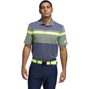 Adidas - Ultimate 365 Engineered Heather Polo