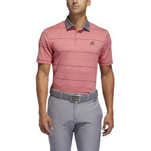Load image into Gallery viewer, Adidas - Ultimate 365 Heathered Stripe Polo