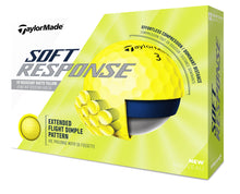 Load image into Gallery viewer, TaylorMade - Soft Response Golf Ball (1 Dozen)