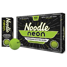 Load image into Gallery viewer, TaylorMade - Noodle Neon Matte Golf Balls (1 Dozen)