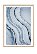 Load image into Gallery viewer, All Blue Watercolour 3