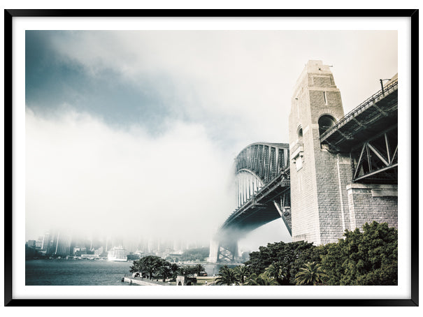 Misty Harbour Bridge