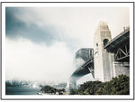 Load image into Gallery viewer, Misty Harbour Bridge