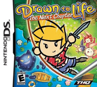 Drawn To Life: The Next Chapter Nintendo DS Game Box Art