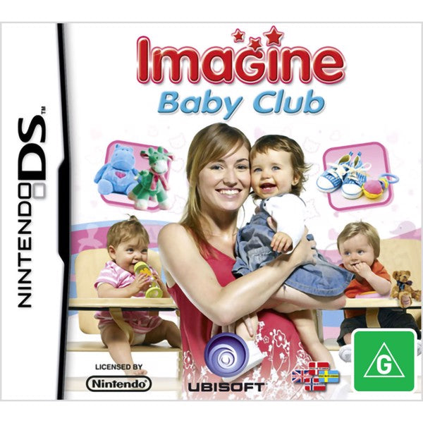 Imagine Baby Club Nintendo DS Game