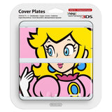 New Nintendo 3DS Princess Peach Cover Plate