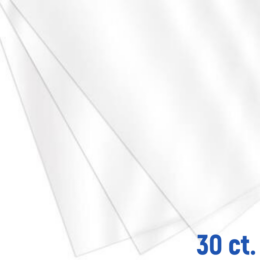 Replacement Disposable Shields ( 30 Count per / *Shield ONLY )
