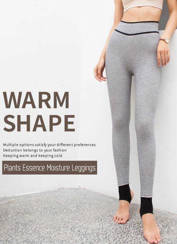 Rose Essencial Thick Leggings For Winter