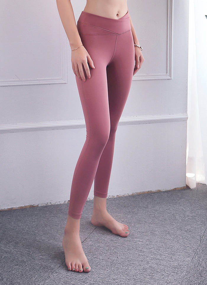 High waist tights