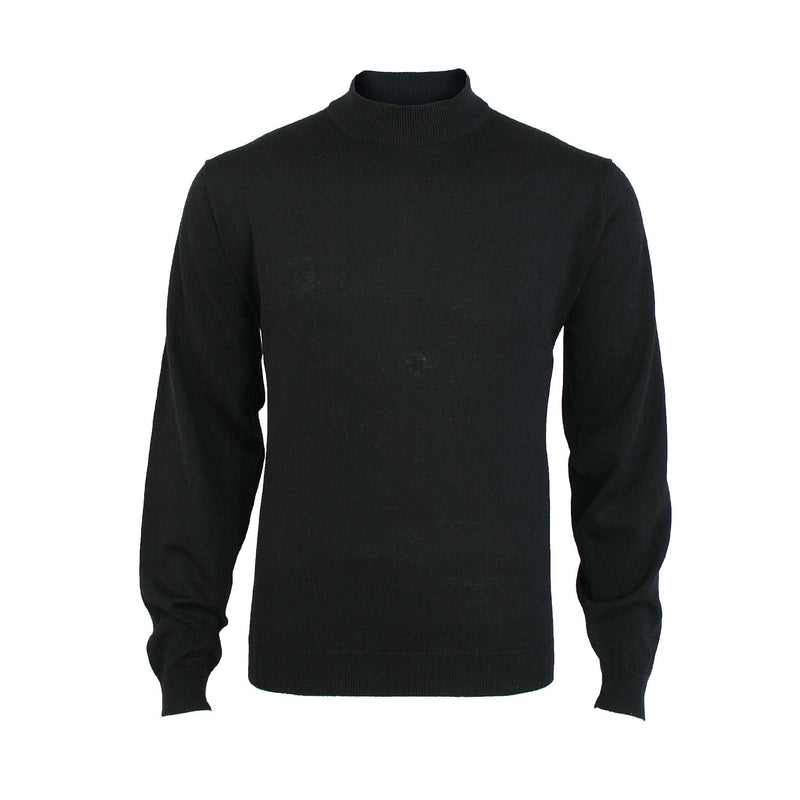 Fine Merino Wool Turtle Neck