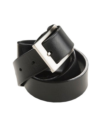 Leather Belt - Pierre Cardin - PC Crew 30mm