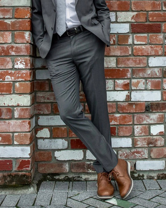 WEDDING- New England Charlton Suit Trousers