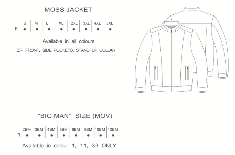 Boston Moss Jacket