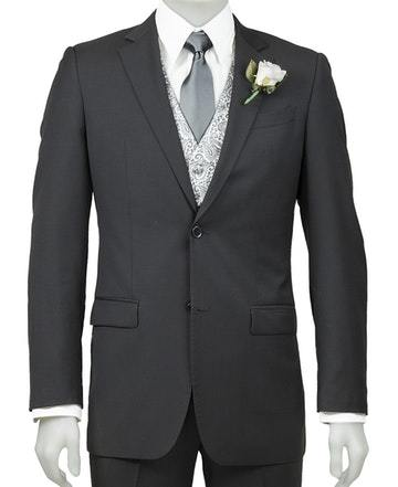 WEDDING - Cambridge Classic Black Suit Jacket