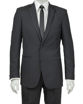 WEDDING -  Vedette Black Suit Jacket