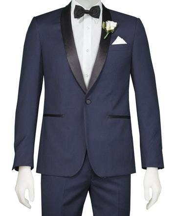 WEDDING  - Boston Navy Dinner Suit Jacket