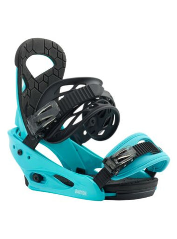 Kids Burton Smalls Bindings 2020 - Blue