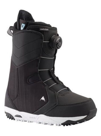 Burton Limelight BOA 2021 - Black