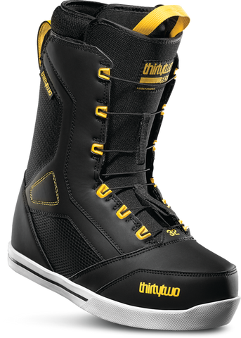 ThirtyTwo 86FT - Black Yellow