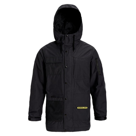 Burton Analog Solitary 2020 Jacket - True Black