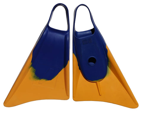 Nife Fins N1 - Blue Yellow