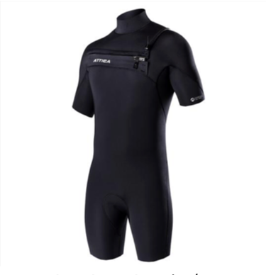 Attica Omega 2/2  Short Arm Spring Suit